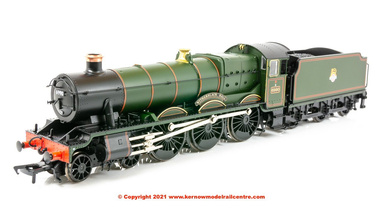 31-785 WSL Bachmann Modified Hall Loco 6990 Witherslack Hall image